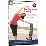 STOTT PILATES: Stability Barre Training with Reformer & Cardio-Tramp Rebounder