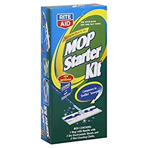 Rite Aid Mop Starter Kit 1 Ea Kitchen Home