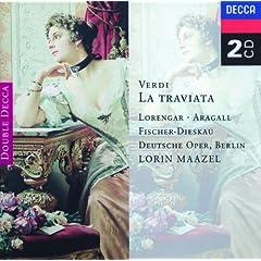 """Verdi: La traviata / Act 1 - """"Follie! Delirio vano � questo!"""" - """"Sempre libera"""""""