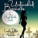 Unfinished Business: An Angela Panther Novel (       UNABRIDGED) by Carolyn Ridder Aspenson Narrated by Kathy Poelker