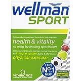 Vitabiotics Wellman Sport Tablets, 30 Tablets