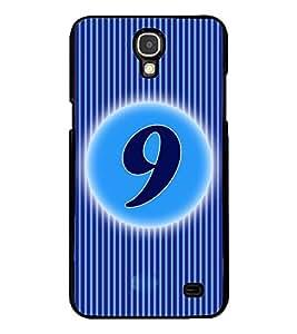 Printvisa 2D Printed Numerology Designer back case cover for Samsung Galaxy Mega 2 G750F- D4227