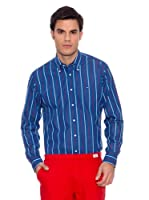 Tommy Hilfiger Camisa Rayas (Multicolor)