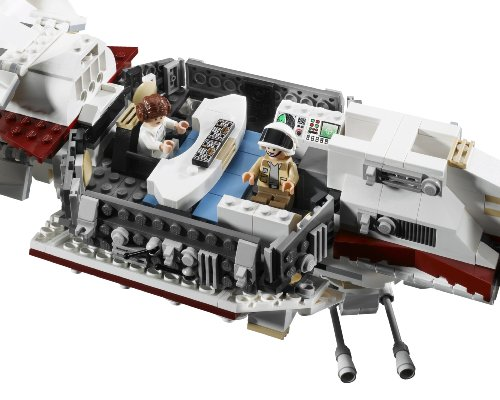 Lego Corvette Star Wars Amazon.com Lego Star Wars