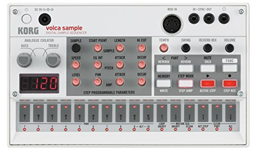 Purchase Korg VOLCA SAMPLE - Digital Sample Sequencer