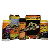 Armor All Clean 'n Dry 5-Piece Car Wash Combo Pack
