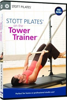 Stott Pilates On The Tower Trainer DVD