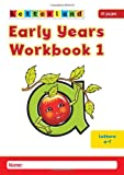 img - for Early Years Workbooks: No. 1-4 (Letterland) book / textbook / text book