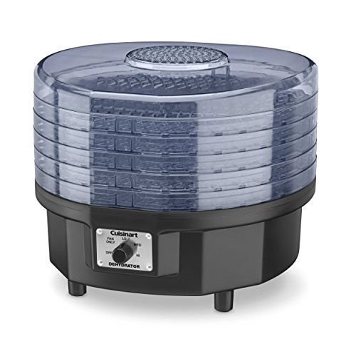 Cuisinart DHR-20 Food Dehydrator, Steel Gray (Dehydrators compare prices)