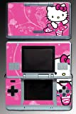Cute Pink Kitty Ballerina Dancer Dancing Video Game Vinyl Decal Skin Protector Cover for Nintendo DS Console System