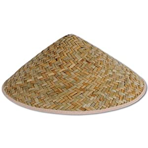 Beistle 50166 Asian Sun Hat, Pack of 60 Hats