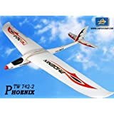 54 inches Wingspan 4 Channel Phoenix Easy Fly Aerobatic Radio Remote Control Electric RC... by LY