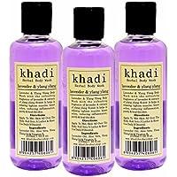 Khadi Lavender & Ylang Ylang Body Wash [ PACK OF 3]