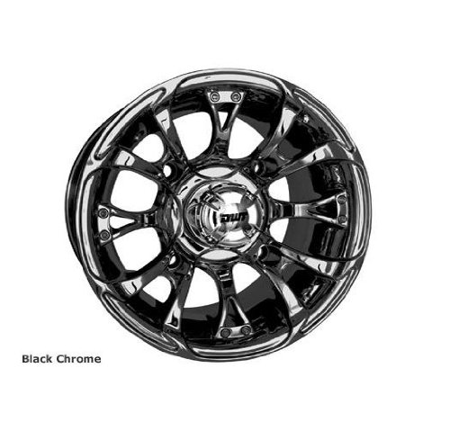 DWT Racing Nitro Wheels. Size 12×7, 4+3 Offset,