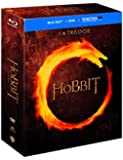 Le Hobbit - La trilogie [Combo Blu-ray + DVD + Copie digitale]