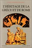 echange, troc Moses I. Finley, Cyril Bailey - L'héritage de la Grèce et de Rome