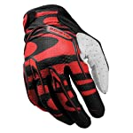 SixSixOne Recon Camber Gloves black/red (Size: S) Full finger gloves