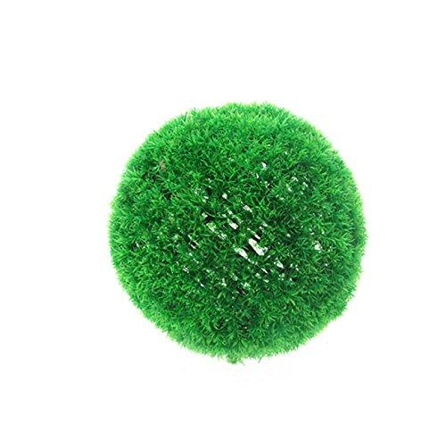 Siepe sferica artificiale erbetta 48 cm