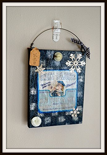santa-christmas-candy-cane-primitive-hanging-sign-free-shipping