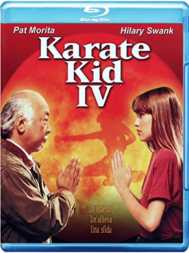 Karate Kid 4 [Blu-ray] [IT Import]