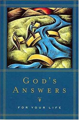 God's Answers For Your Life, J. COUNTRYMAN