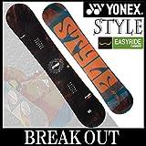 15-16 YONEX / ヨネックス STYLE スタイル メンズ レディース スノーボード 板 149