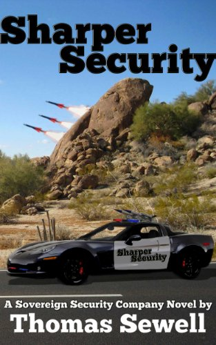 Sharper Security: A Sovereign Security Company Novel