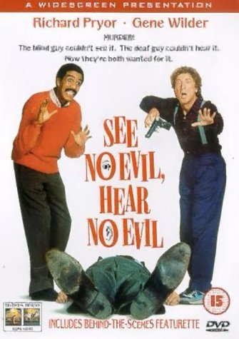 See No Evil, Hear No Evil [DVD] [2000]