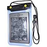 Walnew Universal Waterproof eReader Protective Case Cover for Amazon Kindle Paperwhite, Kindle 4, Kindle Keyboard, Kindle Touch, Kindle Fire, Sony eBook Reader Wi-Fi, Kobo Touch, Kobo Wi Fi, Nook Simple Touch, iPad Mini and more