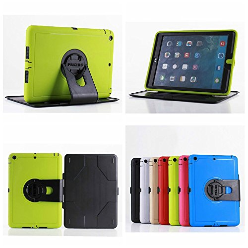 Purchase iPad Case, iPad 2 3 4 Case Lightweight Shockproof Drop Resistance Rugged Silicone + Plastic...