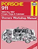 img - for Porsche 911: Owners Workshop Manual, 1965 to 1987 - Coupe, Targa & Cabriolet book / textbook / text book