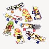 DELUXE Jumbo Sized Finger Skateboards - 12 Pack