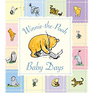 Winnie the Pooh Baby Days
