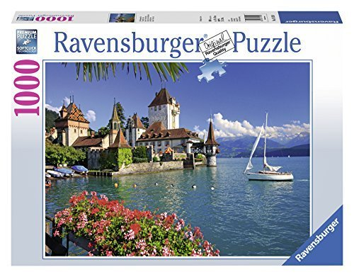 Ravensburger Lake Thun, Bern 1000 Piece Puzzle by Ravensburger