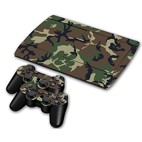 Meiruian Skin Sticker Cover for Playstation3 PS3 Super Slim CECH-4000 Multi-style (Super Ps3 Slim compare prices)