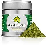 Good Life Tea Organic Ceremonial Matcha Green Tea Powder, 30g