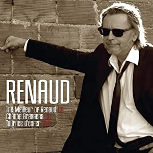 The Meilleur Of Renaud / Chante Brassens / Tournée d'enfer (Coffret 2 CD + 1 DVD)