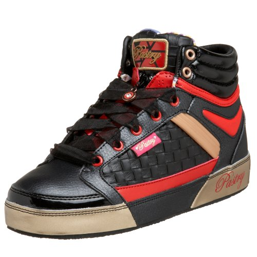 Pastry Women's Fab Cookie Zipper Athletic Mid Top