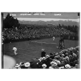 Photo: International Lawn Tennis Challenge,William Augustus Larned,Charles Percy Dixon