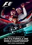 F1 2015 Official Review [DVD]