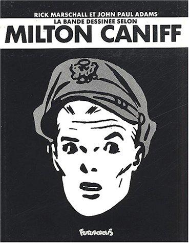 La bande dessinée selon Milton Caniff