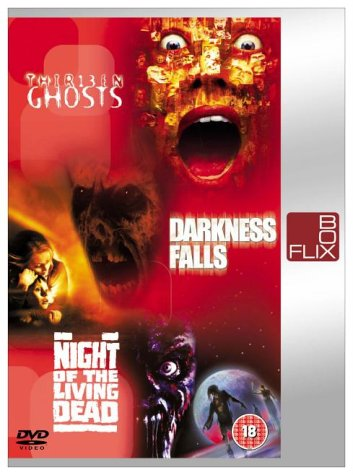 13 Ghosts/Darkness Falls/N.O.T. Living Dead [DVD] [2002]