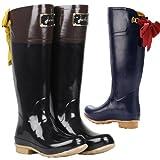 Joules Evedon Ladies Waterproof Rain Snow Wellington Boots Size 3-8