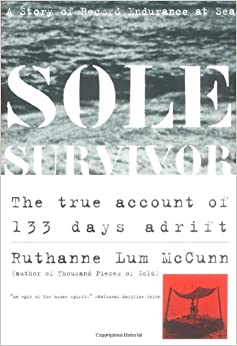 a will to survive in sole survivor by ruthanne mccunn The sole survivors club: a new documentary explores the burden of being a plane crash 'miracle' the chances that you not only are in a commercial plane crash, but also are the single person to survive are a virtual impossibility.