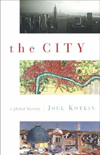 City: A Global History (Universal History)