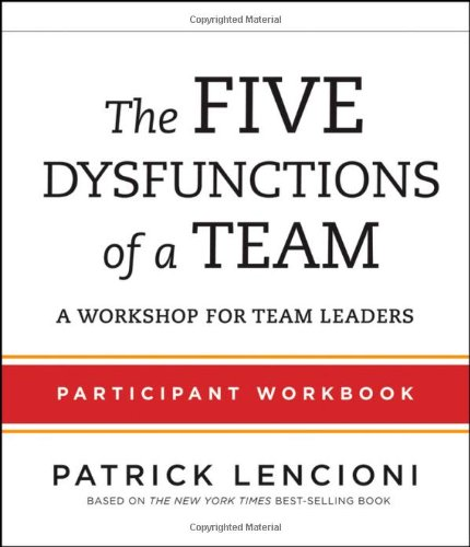 five dysfunctions of a team To maximize your organizational leadership and team work you have to deal with the 5 dysfunctions first.
