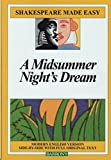 Image of A Midsummer Night's Dream (Shakespeare Made Easy)