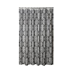 Harmony Storm Grey Shower Curtain