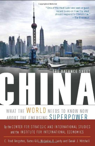 China: The Balance Sheet: What the World Needs to Know...