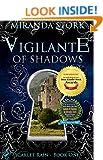 Vigilante Of Shadows (Scarlet Rain Series, Book 1)